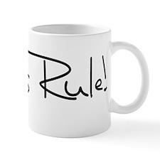 Vegans Rule! Mug