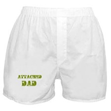 Attached Dad Boxer Shorts