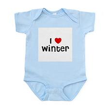 I * Winter Infant Creeper