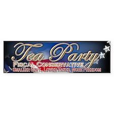 Tea Party - Bumper Sticker