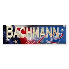 Michele Bachmann 2012 - Bumper Sticker