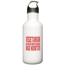 Vegetarian Water Bottle