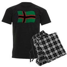 Karelians Flag 2 Pajamas