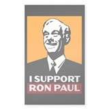 I Support Ron Paul 2 Decal