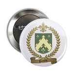 "POTVIN Family Crest 2.25"" Button (100 pack)"