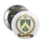"POTVIN Family Crest 2.25"" Button (10 pack)"