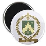 POTVIN Family Crest Magnet