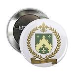 "POTVIN Family Crest 2.25"" Button"
