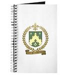 POTVIN Family Crest Journal