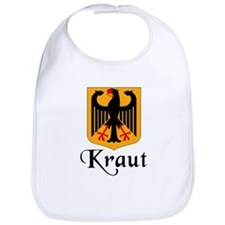 Kraut with Crest Bib