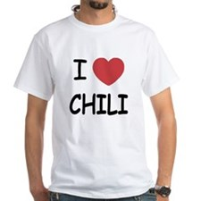 I heart chili Shirt