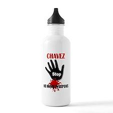 Unique Hugo chavez Water Bottle
