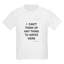 """""""Too Young"""" T-shirt"""
