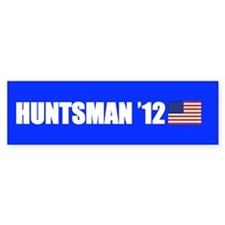 Huntsman 2012 Bumper Sticker