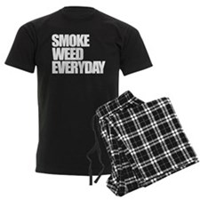 Smoke Weed Everyday Pajamas