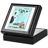 Rabbit Nutrition Keepsake Box
