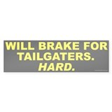 Tailgaters Bumper Sticker
