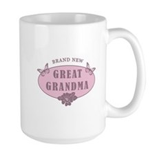 Brand New Great Grandma Mug