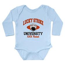 Lucky Strike Bowling University Long Sleeve Infant