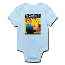 We Can Play It! Infant Bodysuit