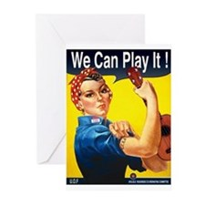 We Can Play It! Greeting Cards (Pk of 10)