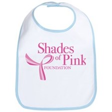 Shades of Pink Foundation Bib