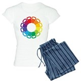 Kettlebell Color Wheel pajamas