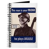 Your Ukulele Friend Journal