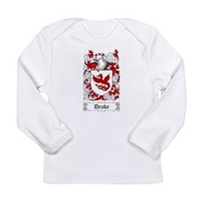 Drake Long Sleeve Infant T-Shirt