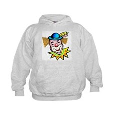 Clown Face Hoody