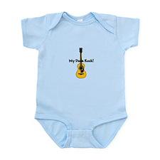 My Dads Rock! Infant Bodysuit