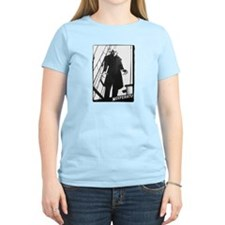Nosferatu the Vampire on the T-Shirt