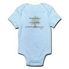 Buddha- Present Moment Infant Bodysuit