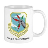 "B-52 SAC ""Peace is Our Profession"" Tasse"