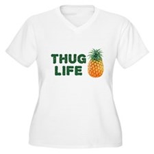 Thug Life - Pineapple T-Shirt