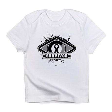 Melanoma Survivor Infant T-Shirt