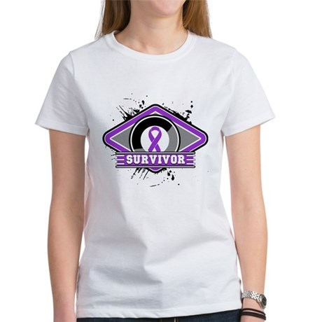 Pancreatic Cancer Survivor Women's T-Shirt
