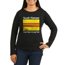 Unique Flag of vietnam T-Shirt