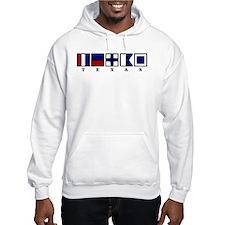 Nautical Texas Hoodie