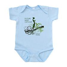 Cute Baby catcher Infant Bodysuit