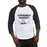 Tamper W Gov Property A Girlfriend Baseball Jersey