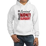 Kidney Surgery Survivor Hoodie Sweatshirt