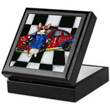 Start Your Engines! Keepsake Box
