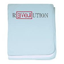 Revolution baby blanket