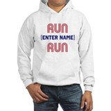 Run... Run Jumper Hoody