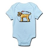 Wheaten Terrier Lover Infant Bodysuit