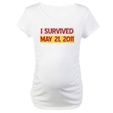 I Survived May 21, 2011 Shirt