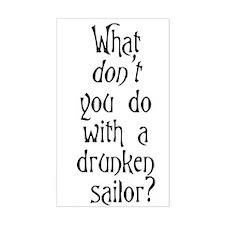 sailor copy Stickers
