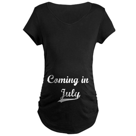 Coming In July T-Shirt