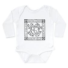 AquaTerra Long Sleeve Infant Bodysuit